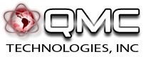 QMC Technologies Logo | THE EXPERTS in CNC Machining